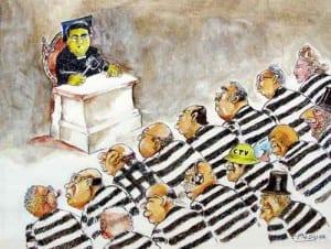 claud1rojusticia 300x226 ¿Juez?.. Tal vez sea complicado