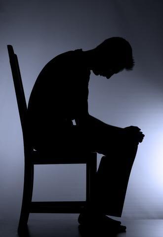 desesperación ante el fracaso