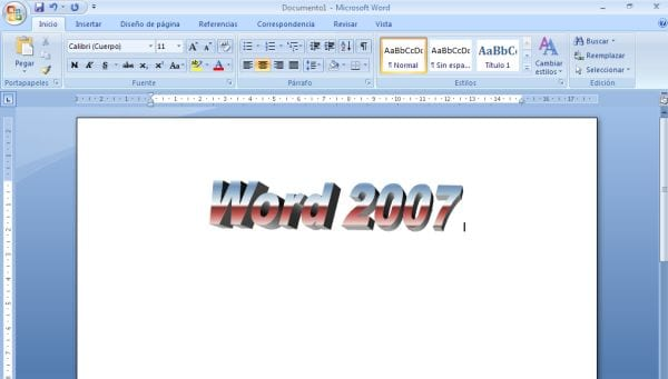 Aprender Word 2007 con titulación oficial de Microsoft