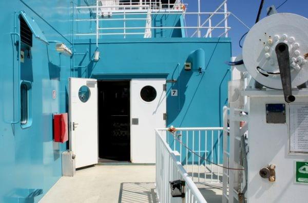 Técnico en operación, control y mantenimiento de máquinas e instalaciones del buque