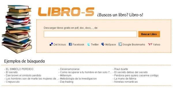 Libro-s es un nuevo portal de consulta, lectura y descarga de e-books