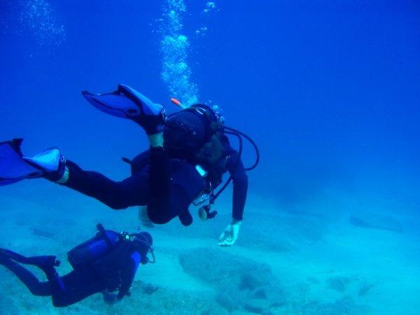 Técnico en buceo de media profundidad, Formación Profesional
