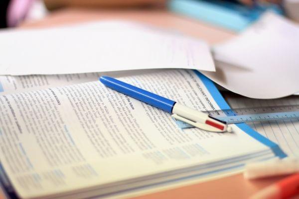 Adecuación del espacio de estudio