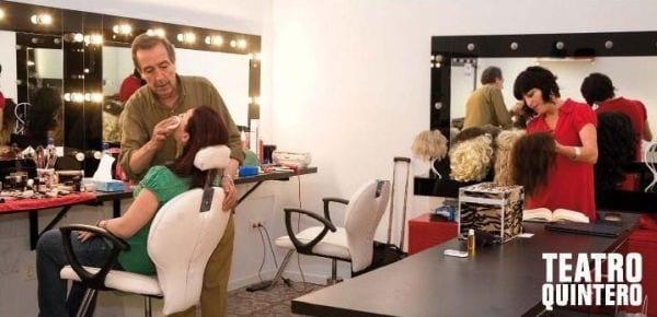 Curso auto-maquillaje Teatro Quintero