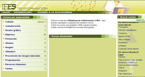 IFES Teleformación