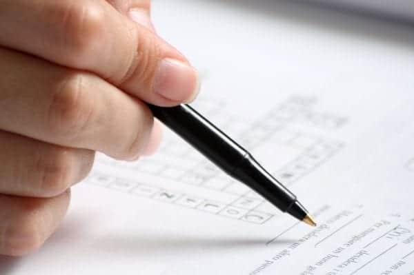 Superar el bloqueo en un examen