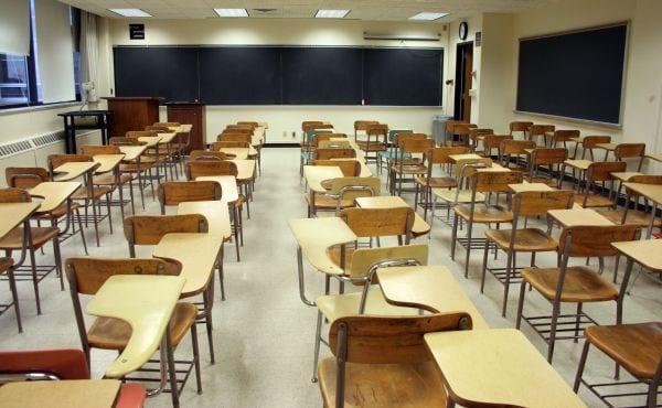 Abandono escolar en España