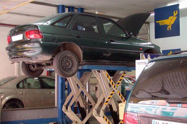 Técnico en electromecánica del automóvil