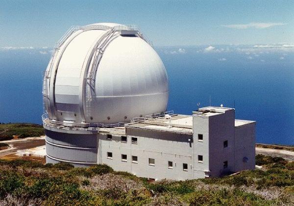 Becas para la especialidad de astrofísica