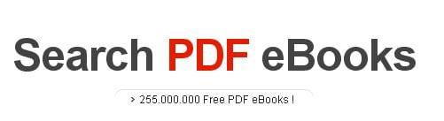 Buscadores de archivos PDF y eBooks