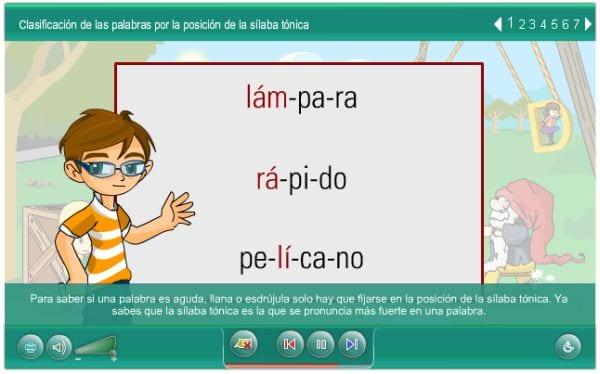 Curso online de ortografía