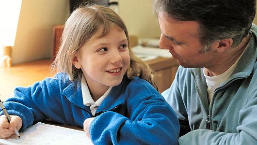 La labor de los padres en los estudios