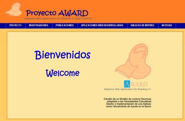 Proyecto Award