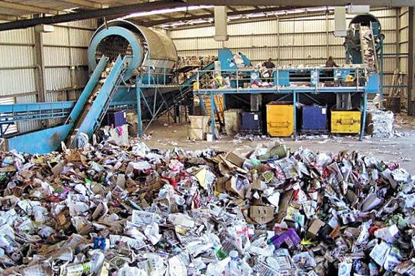 Producción y gestión de los residuos
