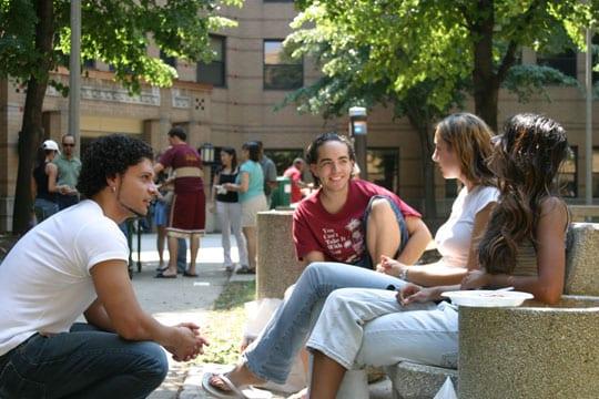 Campamentos de verano para jóvenes con iniciativa emprendedora