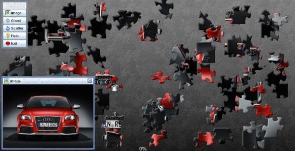 Generador de puzzles personalizados con JigSaw Planet