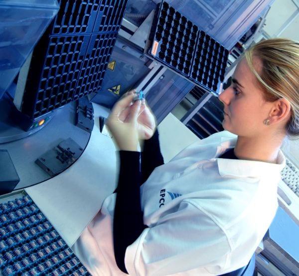 Técnico superior en laboratorio de análisis y control de calidad