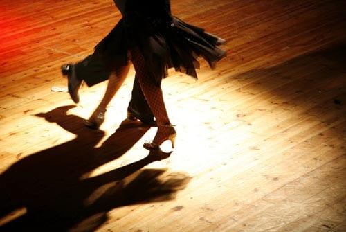 Curso de bailes de salón