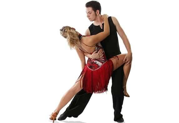 Cursos de bailes de salón