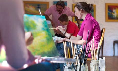 cursos de artes y oficios