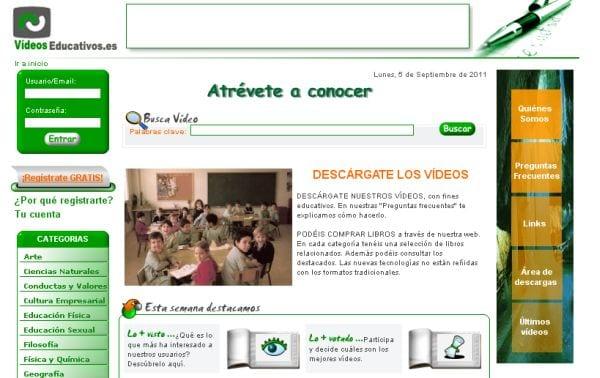 videoseducativos.es