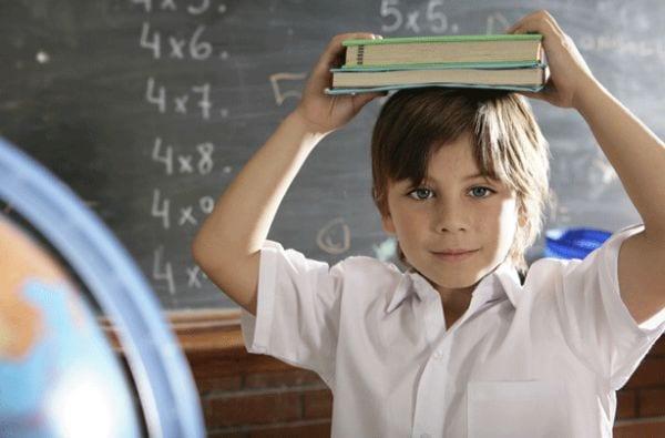 los premios y castigos en las notas escolares