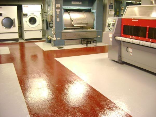 Curso de Lavandería Industrial en instituciones sanitarias