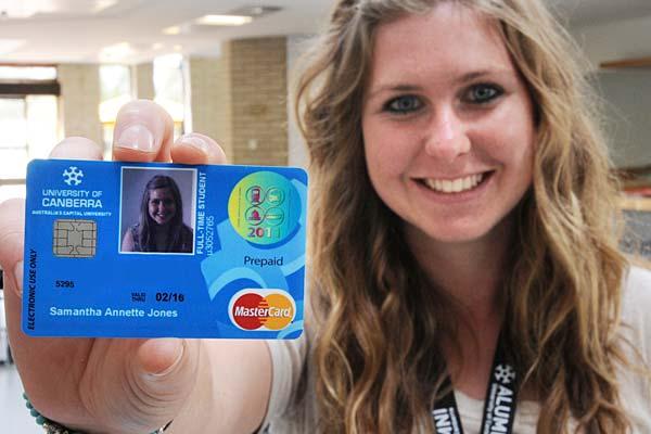 el carné de estudiante ya es algo más que una tarjeta identificativa