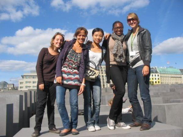 El programa de intercambio Erasmus
