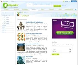 Exámenes en Kalipedia