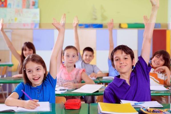 Los estudiantes de primaria y el espíritu emprendedor