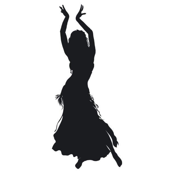 Aprender e impartir clases de danza del vientre