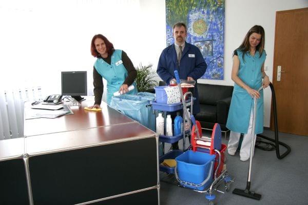 Certificado de profesionalidad en limpieza de edificios y locales