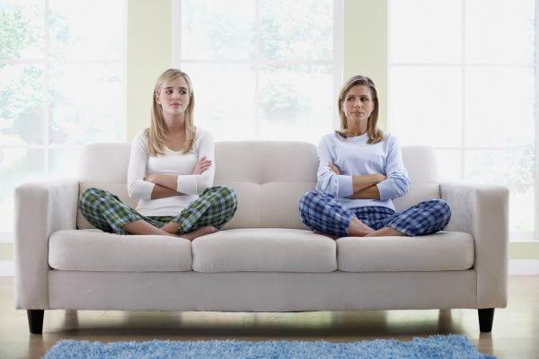 Conflicto generacional entre padres y adolescentes