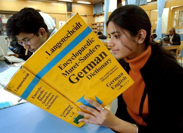 Crece la demanda de cursos de alemán
