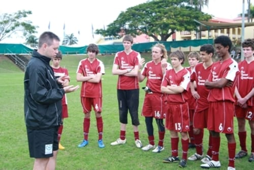 Cursos para prepararse como entrenador de fútbol