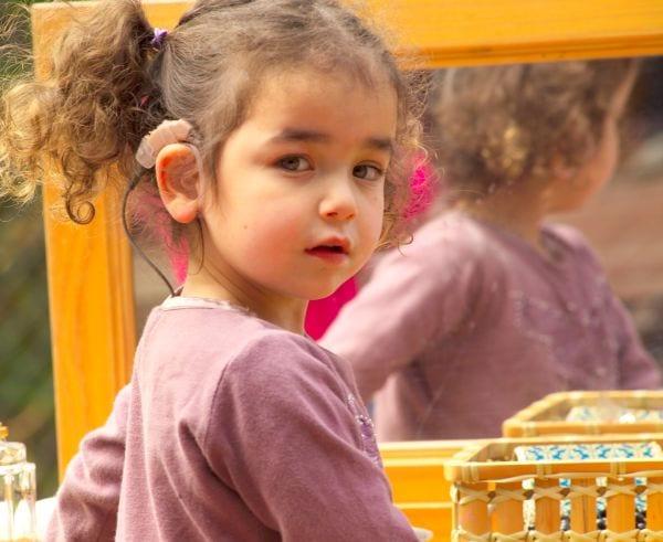 Estudiar el lenguaje de signos en el centro escolar
