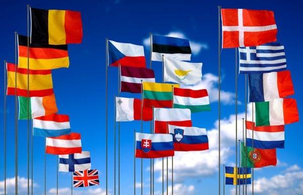 Opositar para una plaza en la Unión Europea
