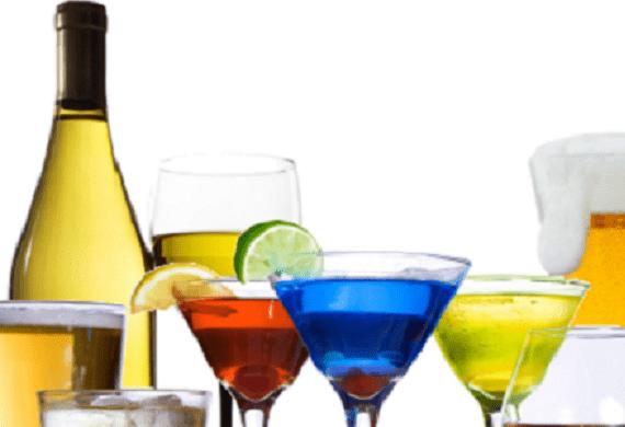 Las universitarias, consumidoras de alcohol rápido