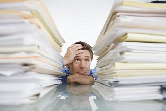 Cuatro errores de los estudiantes en el último año de carrera