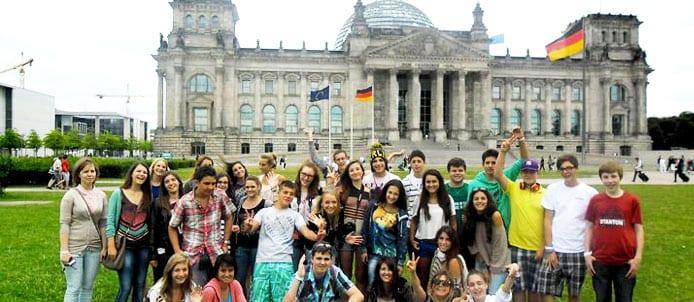 jovenes en alemania