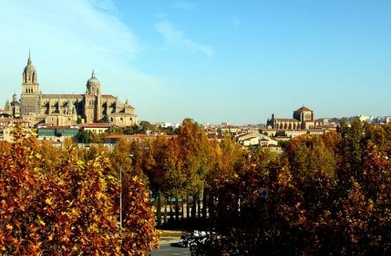 Vistas Salamanca