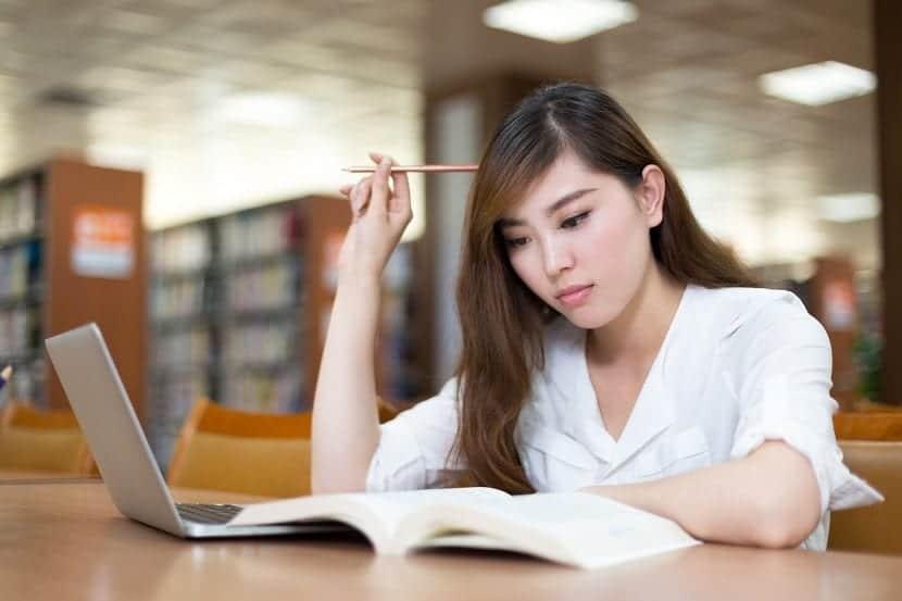 Hacer esquemas en la biblioteca