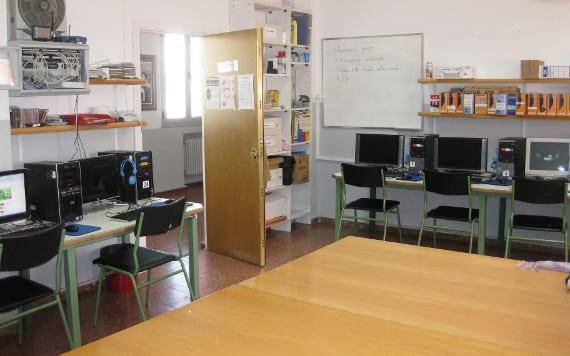 Ordenadores en clase