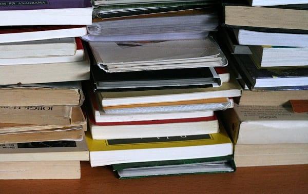 Pérdidas de ayudas en libros de texto