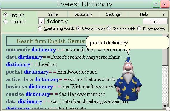 Everest Dictionary