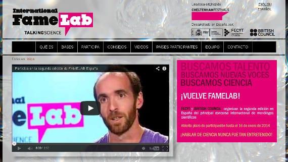 FameLab España