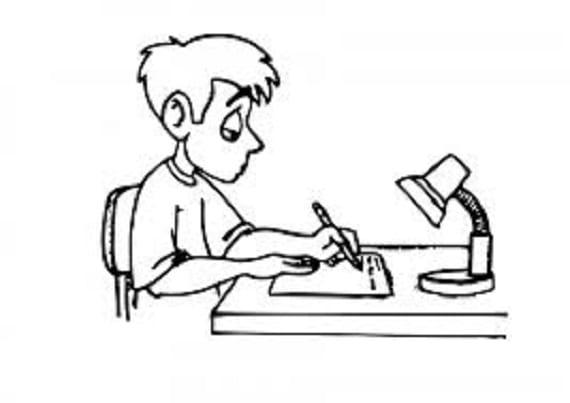 deberes y estudiar