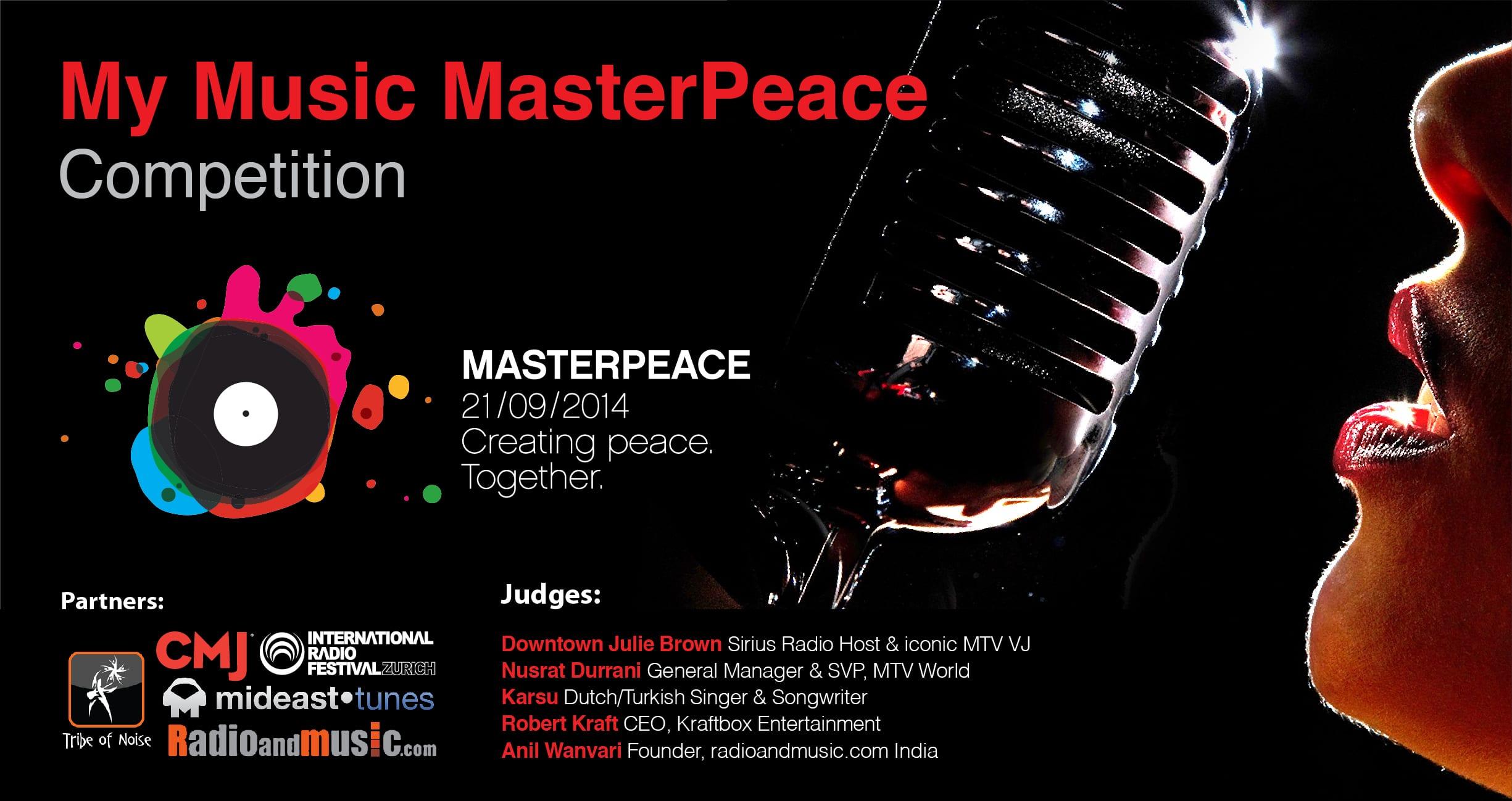 My Music Master Peace