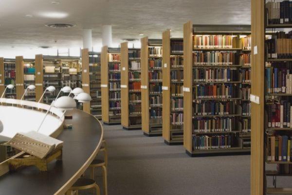 Oposiciones auxiliar biblioteca